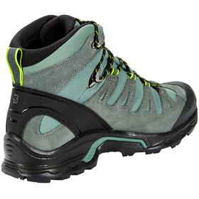 Salomon Quest Prime GTX Shoes Men Balsam Green/Urban Chic/Lime Green